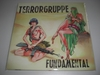Terrorgruppe - Fundamental LP Yellow Vinyl Gatefold